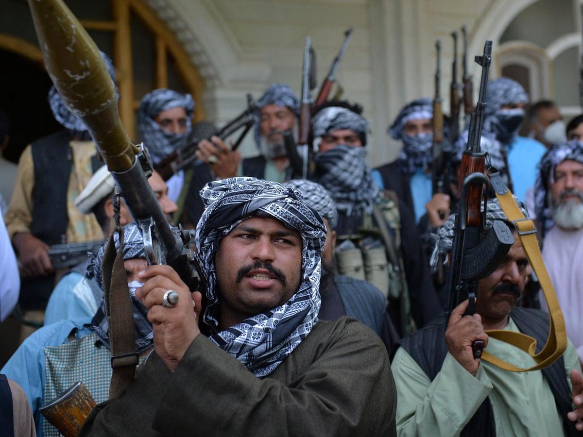 'हतियार कब्जा तालिबान आक्रमणको सफलताको कडी'