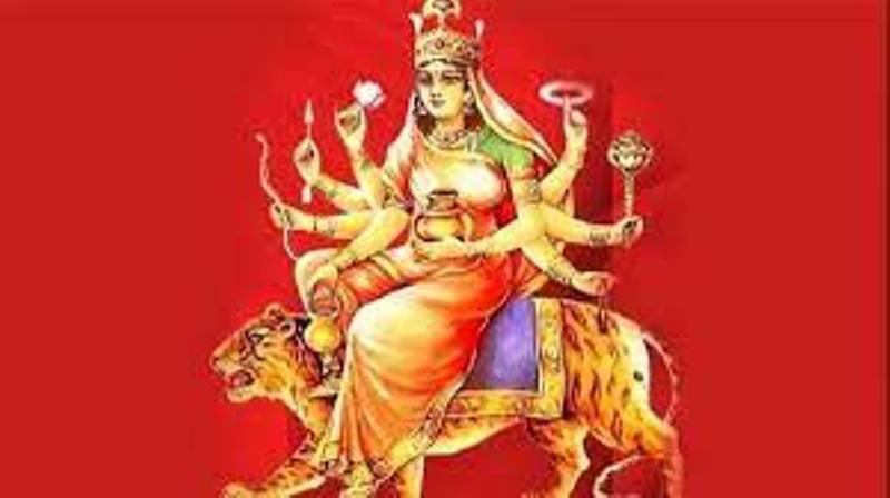 बडादसैँको चौँथो दिन कुष्माण्डा देवीको पूजा आराधना